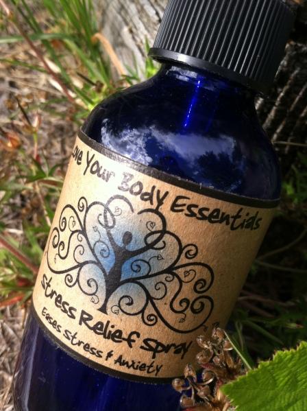 Lavender Sleep Spray by Love Your Body Essentials