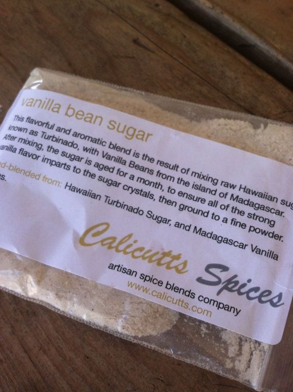 Vanilla Bean Sugar by Calicutts Spices